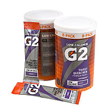 Gatorade G2 Grape Low Calorie Powder