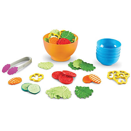 Learning Resources New Sprouts® Garden Fresh Salad Set, Pre-K To Grade 2