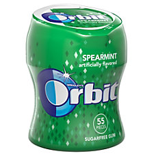 Orbit Spearmint Car Cup 271 Oz