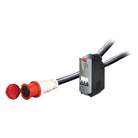 APC by Schneider Electric IT Power Distribution Module 3 Pole 5 Wire 40A IEC 309 680cm