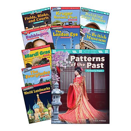 Shell Education Mathematics Readers, Operations, Grade 2