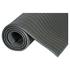 Crown Ribbed Vinyl Anti Fatigue Mat