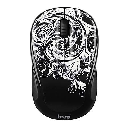 Logitech® M325c Wireless Mouse, Dark Fluer, 910-005339