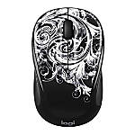 Logitech® M325c Wireless Mouse, Dark Fluer, 910-005339