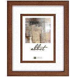 "Timeless Frames® Abbot Frame, 8"" x 10"", Walnut"