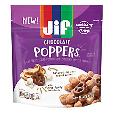 Jif Peanut Butter Chocolate Poppers 6