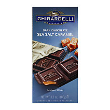 Ghirardelli Chocolate Bars Dark Chocolate And