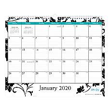 Blue Sky Monthly Wall Calendar 15