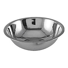 Update International Stainless Steel Mixing Bowl