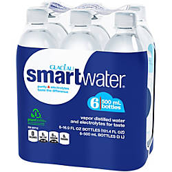 glac au smartwater 169 Oz Pack