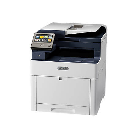 Xerox® WorkCentre® Wireless Color Laser All-In-One Printer, Copier, Scanner, Fax, 6515/DNI