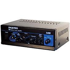 Pyle PylePro PTA2 Power Amplifier