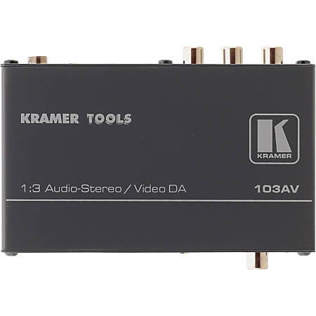 Kramer 103AV Video Splitter