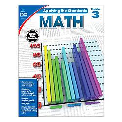 Carson Dellosa Applying The Standards Math