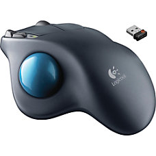 Logitech M570 Wireless Trackball black