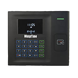 Wasp WaspTime HD300 HID Time Clock