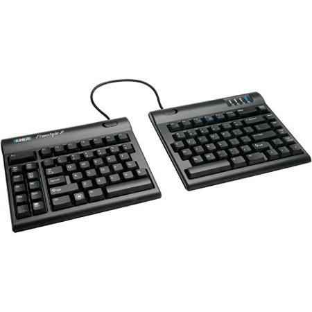 Kinesis Freestyle2 Ergonomic Keyboard For PC Item # 989638