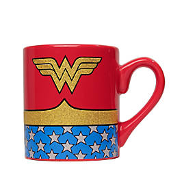 Silver Buffalo DC Comics Mug Wonder Woman 14 Oz -Office Depot