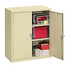 HON Brigade Storage Cabinet 2 Adjustable