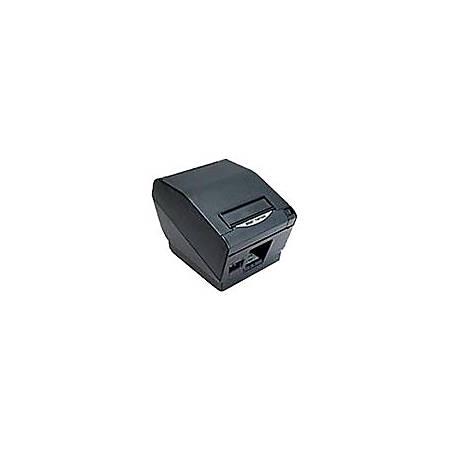 "Star Micronics TSP743II WEBPRNT Direct Thermal Printer - Monochrome - Wall Mount - Receipt Print - 3.15"" Print Width - 9.84 in/s Mono - 406 x 203 dpi - 3.15"" Label Width"