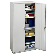 HON Brigade Storage Cabinet 5 Adjustable