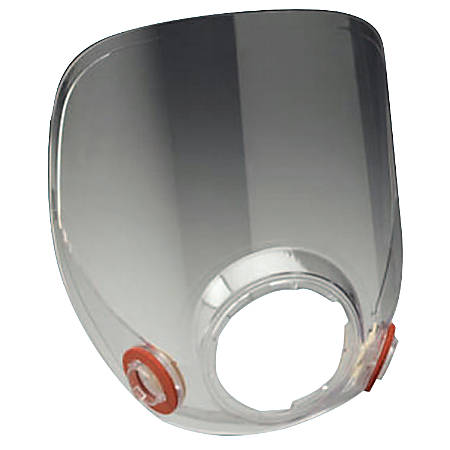6000 Series Half and Full Facepiece Accessories, Lens Assembly, Clear