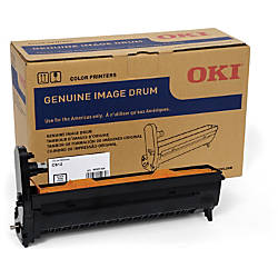 Oki 30K Black Image Drum for