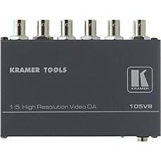 Kramer 105VB Video Splitter 1 x
