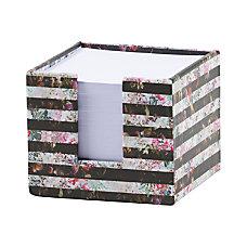 Nicole Miller Memo Cube 3 x