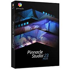 Pinnacle Studio 23 Plus Windows