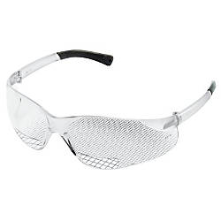 MCR Safety Bearkat Magnifier Safety Glasses