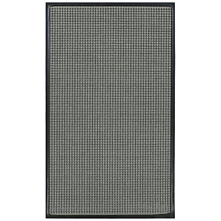 "WaterHog Classic Floor Mat, 24"" x 36"", Charcoal"