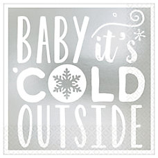 Amscan Christmas Baby Its Cold Outside