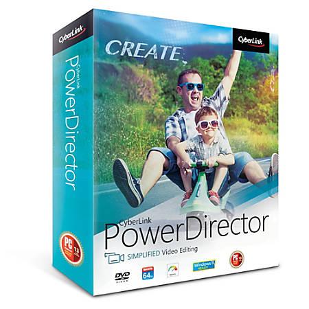 CyberLink PowerDirector 16 Deluxe, Download Version