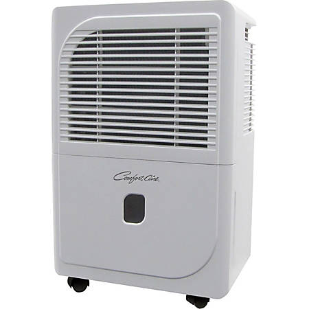 Comfort-Aire 70 Pints Per Day Portable Dehumidifier - 8.75 gal Tank - 720 W