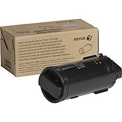 Xerox Original Toner Cartridge Black