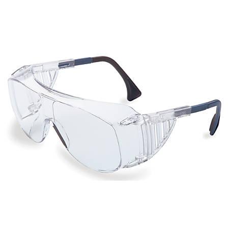 Ultra-spec 2001 OTG Eyewear, Clear Lens, Anti-Fog, Clear Frame