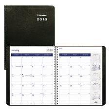 Blueline DuraGlobe 14 Month Monthly Planner