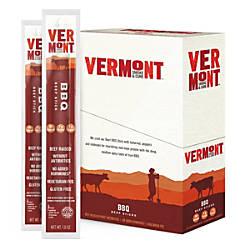 Vermont Smoke Cure BBQ Beef Sticks