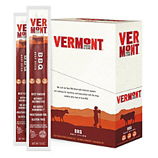 Vermont Smoke Cure BBQ Beef Sticks