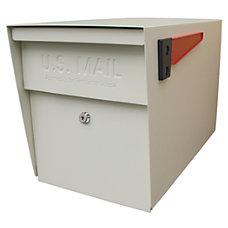 Mail Boss Curbside Locking Mailbox 13
