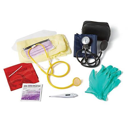 Medline Standard Isolation Kits, MRSA, Pack Of 10 Kits
