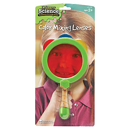 Learning Resources Science Color-Mixing Lens, Ages 2 And Up