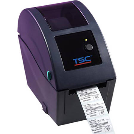 TSC Auto ID TDP-225 Direct Thermal Printer - Monochrome - Desktop - Label Print