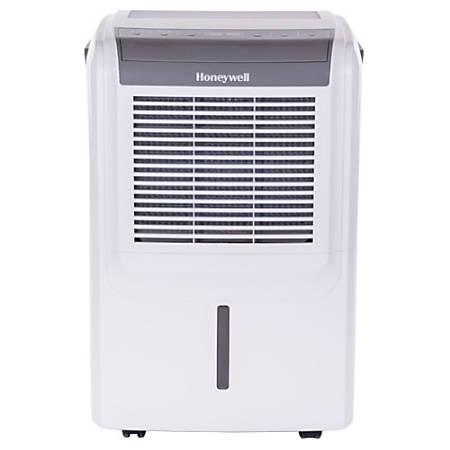Honeywell DH70W 70-Pint Dehumidifier, Energy Star Certified