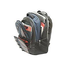 SwissGear Cobalt Notebook carrying backpack 156