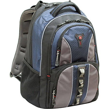 "Wenger COBALT GA-7343-06F00 Carrying Case (Backpack) for 15.6"" Notebook - Blue"