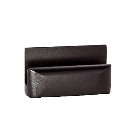 Rolodex wood tones business card holder black by office depot rolodex wood tones business card holder reheart