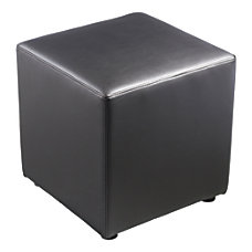 Lorell Collaborative Seating Cube Chair Bonded