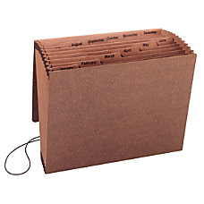 Smead TUFF Expanding File With Flap